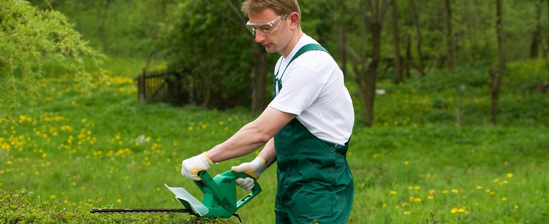 Gardeners Hackney Wick